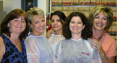Staff at Alek KLebaner, DDS